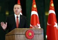 AYRIMCILIK - Cumhurbaşkanı Erdoğan Macron Ve Merkel İle Görüştü
