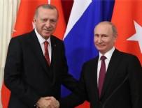 İDLIB - Cumhurbaşkanı Erdoğan, Rusya Devlet Başkanı Putin ile görüştü