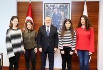 HUKUK FAKÜLTESI - Genç Hukukçular Kadına Şiddetle Mücadele İçin Yarıştı