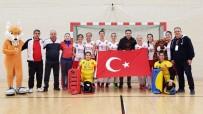 KULÜP BAŞKANI - Hokeyin Sultanları Avrupa Kupasına Fırtına Gibi Başladı