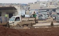 FIRAT KALKANI - İdlib'den Göç Sürüyor