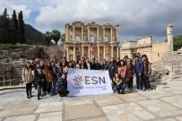EĞİTİM DÖNEMİ - İzmir Ekonomi Üniversitesinden Uluslararası Öğrenciler İçin Sürpriz Gezi
