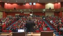 KARABÜK ÜNİVERSİTESİ - Kişisel Gelişim Uzmanı Aslanhan, Öğrencilerle Bir Araya Geldi