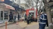 POLİS MERKEZİ - Lokanta Yangını Korkuttu