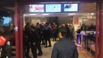 ARBEDE - Mersin'de Polise Bıçaklı Saldırı