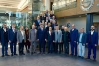 İSTANBUL TEKNIK ÜNIVERSITESI - MÜSİAD İzmir Başkanı Bilal Saygılı Açıklaması 'Ticaret Savaşlarından Kazançlı Çıkabiliriz'