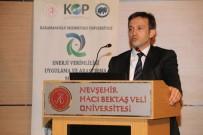 ENERJİ VERİMLİLİĞİ - NEVÜ'de 'Enerji Verimliliği' Konulu Konferans Düzenlendi
