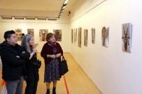 GAZI ÜNIVERSITESI - SANKO Sanat Galerisi'ndeki Sergi İlgi Görüyor