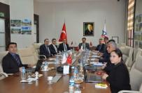 TÜRKER ÖKSÜZ - SERKA'nın 71. Olağan Yönetim Kurulu Toplantısı Yapıldı