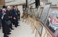 HAFTA SONU - Silüet Resim Sergisi Açıldı