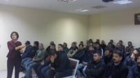 SOSYAL HİZMET - Tarsus'ta Denetimli Serbestlik Yükümlülerine Eğitim