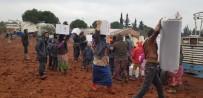 İDLIB - Türk Hayırseverler İdlib'in İmdadına Yetişti