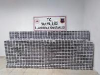 KAÇAK SİGARA - Van'da 21 Bin Paket Kaçak Sigara Ele Geçirildi
