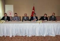 EDREMIT BELEDIYESI - Van'da 'TRB2 Uluslararası Eğitim Bilimleri Kongresi Düzenleme İşbirliği Protokolü' İmzalandı
