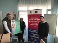YEŞILAY - Yeşilay, Roman Dernekleri İle Birlikte Bağımlılıkla Mücadele Ediyor