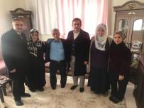 SÖZLEŞMELİ ER - Aksu Ve Cabbar'dan Şehit Evine Ziyaret