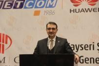 KUZEY KIBRIS - Bakan Dönmez Açıklaması 'Doğu Akdeniz'de Bize Engel Olmak İsteyenlere Hakkımızı Yedirmeyiz'