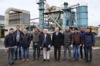 MÜHENDISLIK - Çorlu Belediyesi'nin Enerji Verimliliği Projesi Kabul Edildi