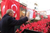 BİNALİ YILDIRIM - Cumhurbaşkanı Erdoğan Açıklaması 'Ne Hizmet Ediyorlar, Ne De Hizmet Edilmesine Müsaade Ediyorlar'