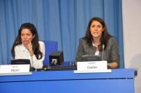 YAŞAM MÜCADELESİ - Kartal Belediyesi Kreşine Birleşmiş Milletler'den Büyük Onur