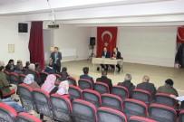 GÜVENLİK GÜÇLERİ - Öğrenci Velilerine  'Bağımlılıkla Mücadele' Toplantısı