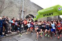 İSMAIL USTAOĞLU - 40. Uluslararası Trabzon Yarı Maratonu'nu Koşuldu