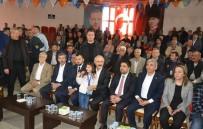 PLAN VE BÜTÇE KOMİSYONU - AK Parti Bozyazı İlçe Başkanı Taş, Güven Tazeledi
