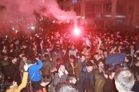 GÖLBAŞI - Derbi Maçı Sonrası Adıyaman'da Ortalık Karıştı