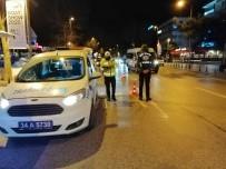 BAĞDAT - Feci Kaza Sonrası Bağdat Caddesi'nde Denetimler Artırıldı