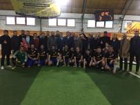 SAADET PARTİSİ - 'Goller Elazığ İçin Ve Her Yer Sarı-Kırmızı Futbol Turnuvası' Başladı.