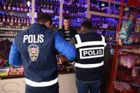 KAÇAK SİGARA - İçişleri Bakanlığından Yasadışı Bahis, Sahte Alkol Ve Kumar-Oyun Makinelerine Dev Uygulama