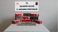 KAÇAK SİGARA - İvrindi'de Kaçak Sigara Operasyonu