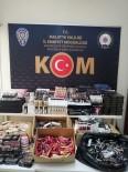 KAÇAK - Malatya'da Kaçakçılık Operasyonları
