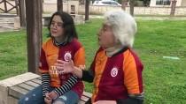 BEŞİKTAŞ - 80 Yaşındaki Gönül Teyze Futbol Aşkıyla Şaşırtıyor