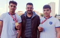 AVRUPA - Aydınlı Sporculardan Çifte Madalya