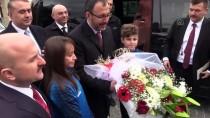 GENÇLİK VE SPOR BAKANI - Bakan Kasapoğlu, Amasya İl Özel İdaresi Makine Ve Araç Teslim Töreni'ne Katıldı