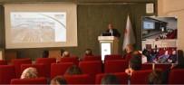BAKANLIK - Bayburt'ta Devlet Destekli Tarım Sigortaları Bilgilendirme Toplantısı