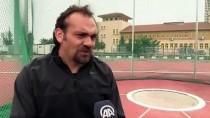 MİLLİ SPORCU - Beşinci Kez Olimpiyat Vizesi Alan Eşref Apak'ın Hedefi Madalya