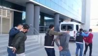 İL EMNİYET MÜDÜRLÜĞÜ - Bursa'da Uyuşturucu Operasyonunda 4 Tutuklama