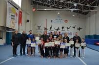 HATIRA FOTOĞRAFI - Cimnastik Grup Müsabakaları Sona Erdi