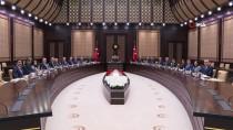 ADALET BAKANI - Cumhurbaşkanı Erdoğan, Yargıda Birlik Platformu Heyetini Kabul Etti