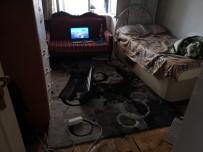 SOMA - Elektrikli Isıtıcı Devrildi, Akıma Kapılan İşçi Hayatını Kaybetti