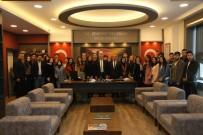 EDREMIT BELEDIYESI - Genç Havacılardan Başkan Arslan'a Teşekkür
