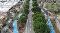 EDREMIT BELEDIYESI - Güre Bisiklet Yoluna Kavuşuyor