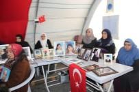 UMUTLU - HDP Önündeki Ailelerin Evlat Nöbeti 175'İnci Gününde