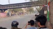 NARENDRA MODI - Hindistan'da Trump'ın Ziyareti Öncesi Vatandaşlık Yasası Protestosu