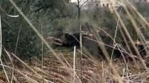 TERÖRİSTLER - İdlib'de 18 Sivil Yerleşim Rus Bombardımanı Altında