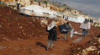 TÜRK KıZıLAYı - İdlib Kırsalına İnsani Yardım