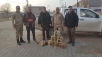 GÜVENLİK GÜÇLERİ - Iğdır'da Canlı Mühre Ve Tuzaklı Keklik Avına 18 Bin 288 Lira Ceza Kesildi