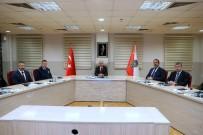 KIŞ MEVSİMİ - İl Güvenlik Ve Asayiş Koordinasyon Toplantısı Gerçekleşti